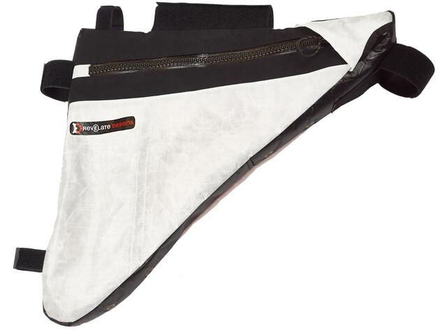 Revelate Designs Cutthroat Sacoche pour cadre de vélo XL, white